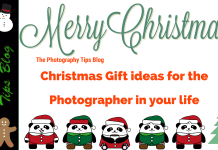 Photography Christmas Gift Ideas