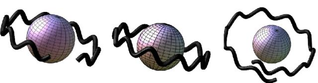 Comparison of de Broglie Wavelengths