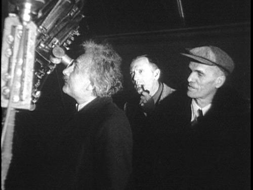 Einstein and Hubble