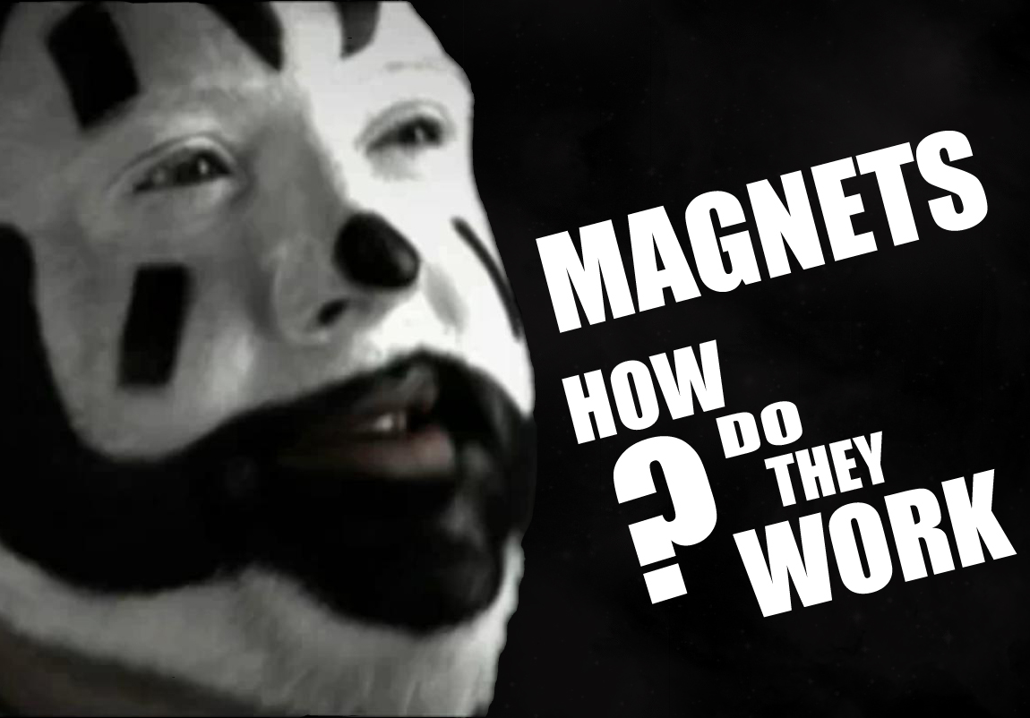 bruno maddox and the magnet a story of misconceptions