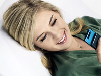 10 Celebs And Their Cells  forbes list,Maria Sharapova sony Ericsson, Maria Sharapov Sony Ericsson W350i