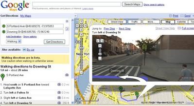 googlmaps_walking, google maps, google walking