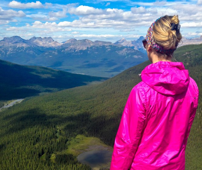 the pink backpack travel blog - i left my heart in the mountains