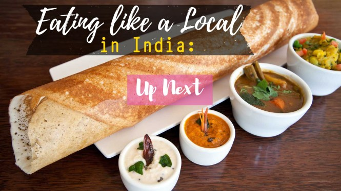 up next - eating like a local