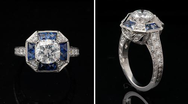 Non-traditional Engagement Rings: What the Sapphire ...