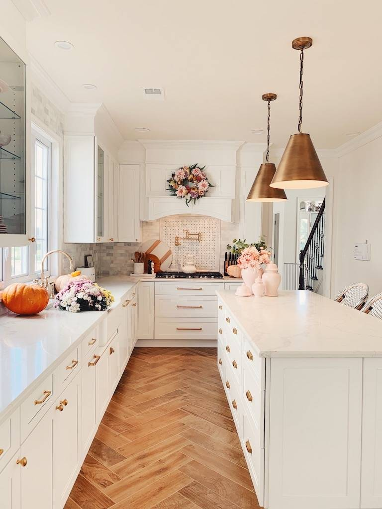 our kitchen remodel cost - the pink dream