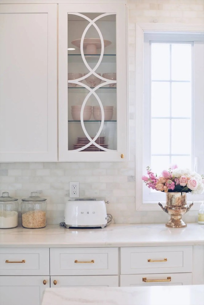 Mullion Cabinet Doors How To Add Overlays A Glass Kitchen