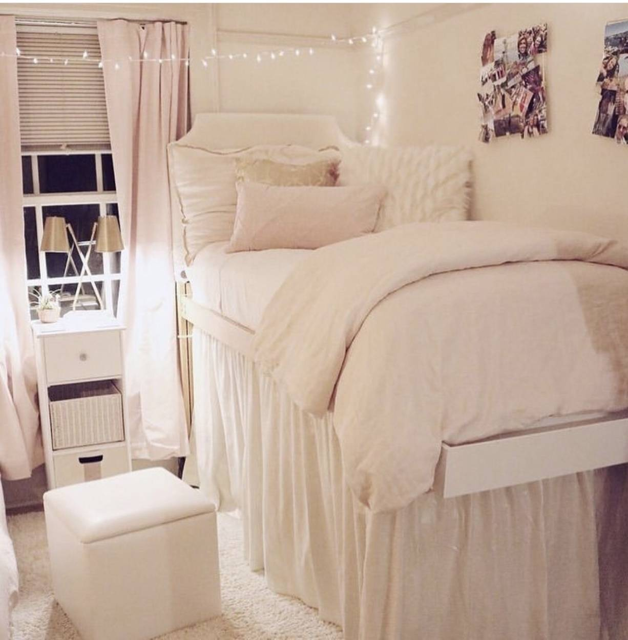 VSCO Room Ideas: How to Create a Cute Dorm Room - The Pink ... on Simple But Cute Room Ideas  id=29124