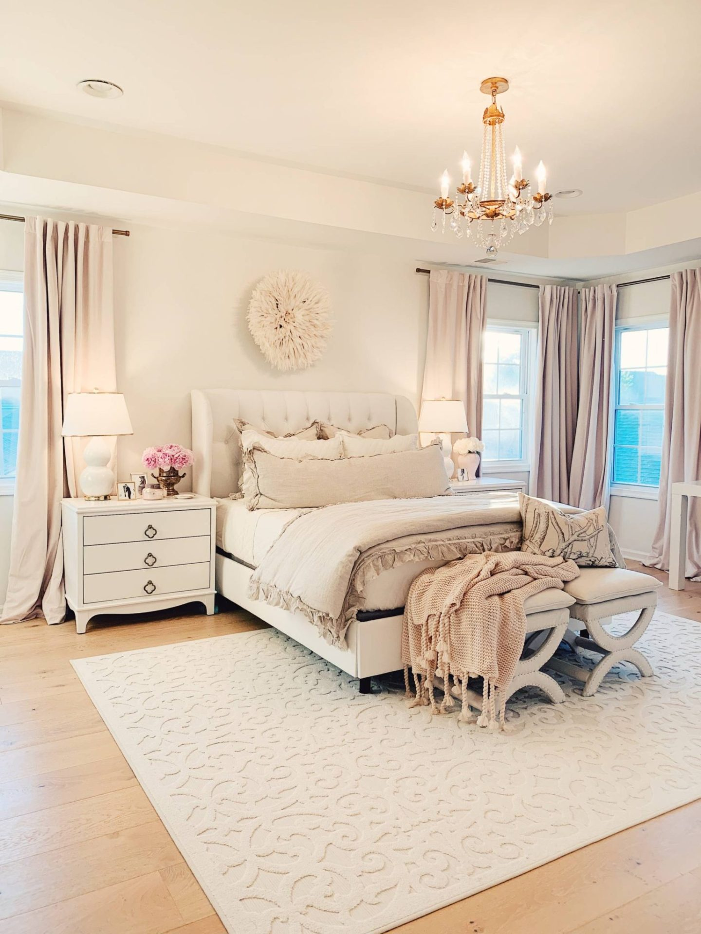 master bedroom decor Archives - The Pink Dream