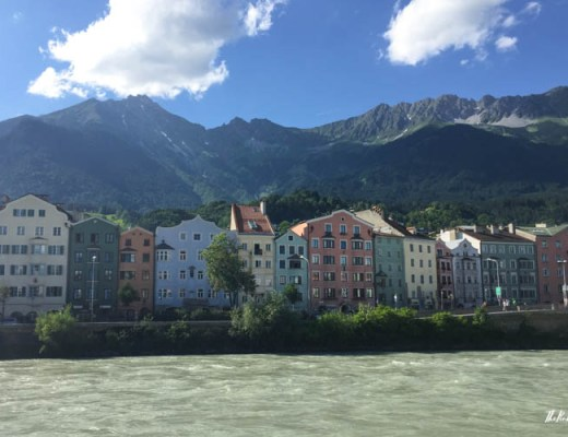 Innsbruck Mini Guide River