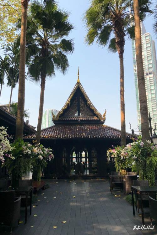 Bangkok Ultimate Travel Guide Shangri-La Salathip Restaurant