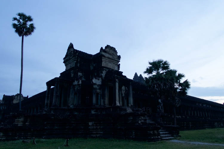 Monday Postcard Angkor Sunrise East Side