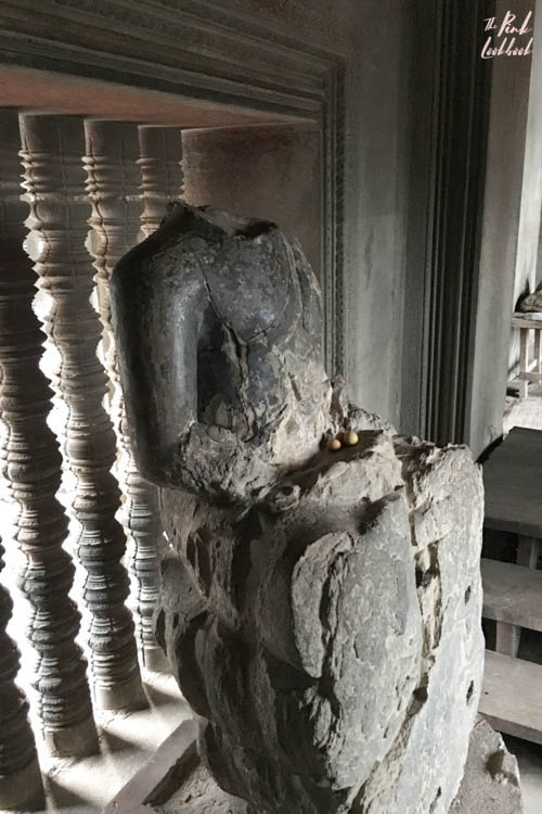 Angkor Wat Statue without Head
