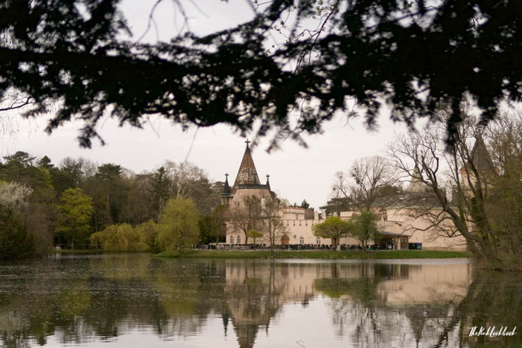 Laxenburg Castle View