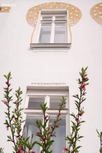 Brunn Jugendstil Window Tree