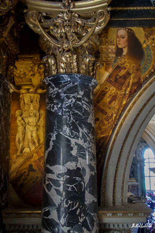 Stairway to Klimt Ecclesia