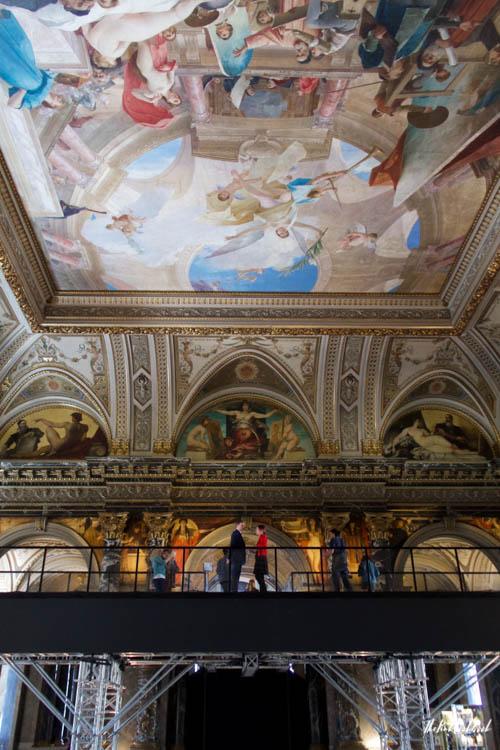 Stairway to Klimt Structure