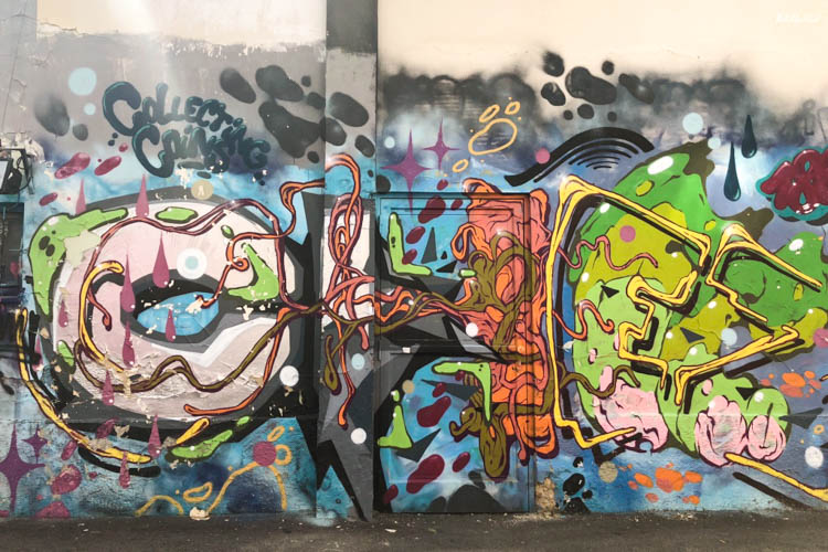 Street Art Zagreb Door