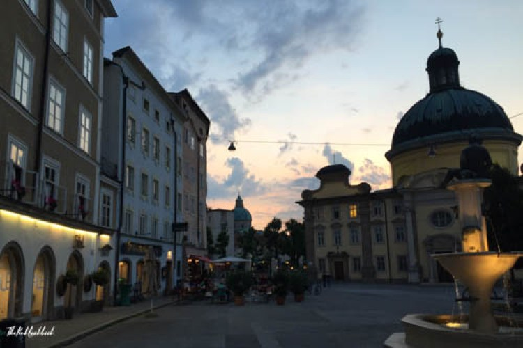 Ultimate Guide Salzburg Night View