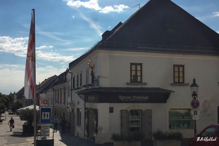 Day Trip from Vienna Eisenstadt Hauptstrasse