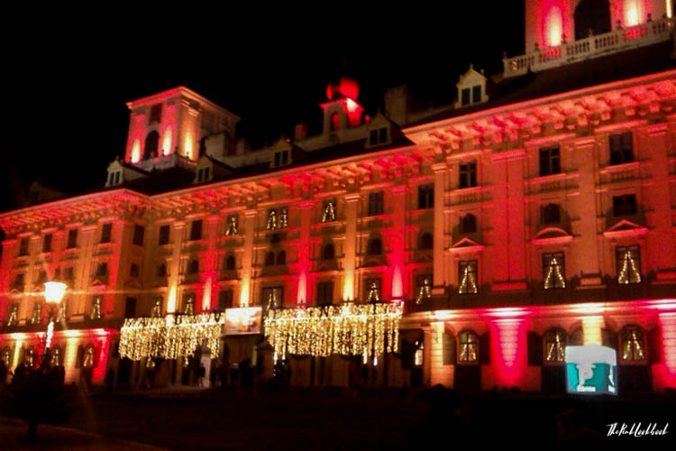 Day Trip from Vienna Eisenstadt Palace Christmas