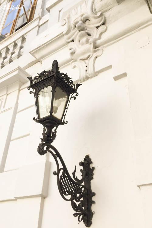 Day Trip from Vienna Eisenstadt Palace Lantern