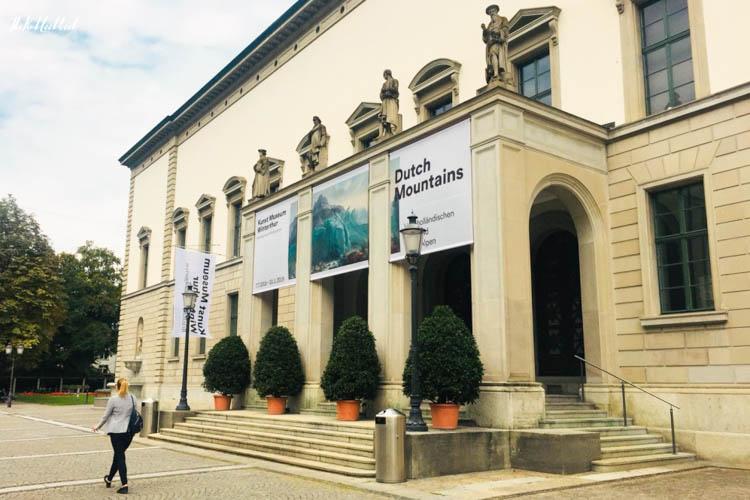 Winterthur Switzerland Day Trip from Zurich Kunst Museum