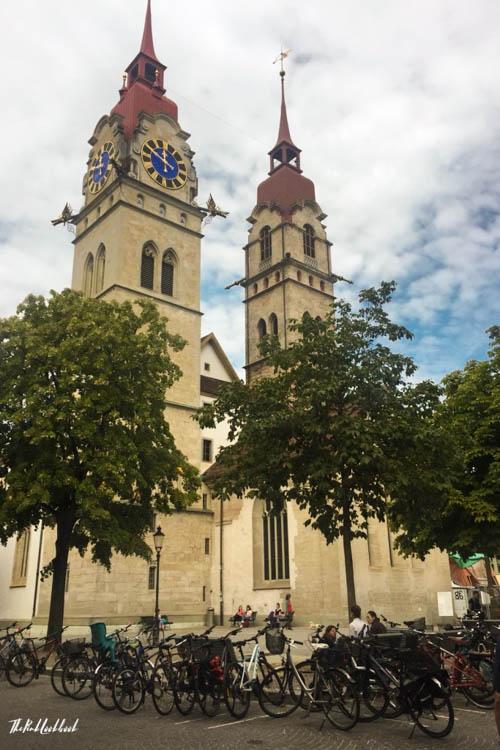 Winterthur Switzerland Day Trip from Zurich Stadtkirche