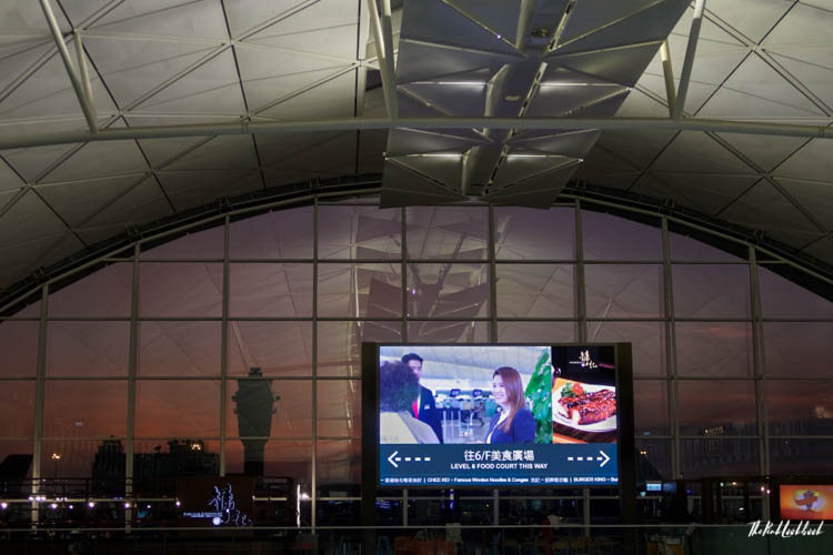Hong Kong International Airport HKG Guide Sunset