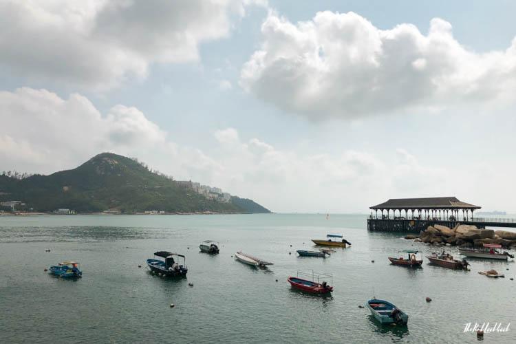 Hong Kongs Seaside Escapes Stanley Village Blake Pier