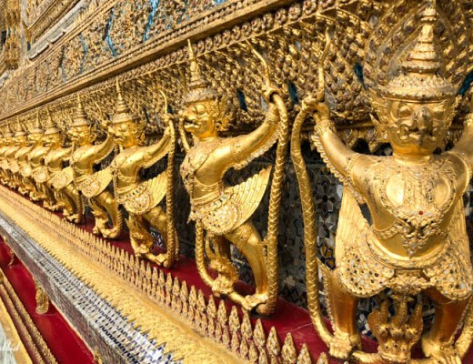 Bangkok Top 20 Things to Do in the City of Angels Grand Palace Details Decor