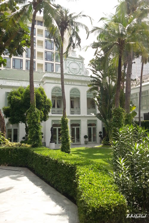 Bangkok Top 20 Things to Do in the City of Angels Mandarin Oriental Hotel Authors Lounge