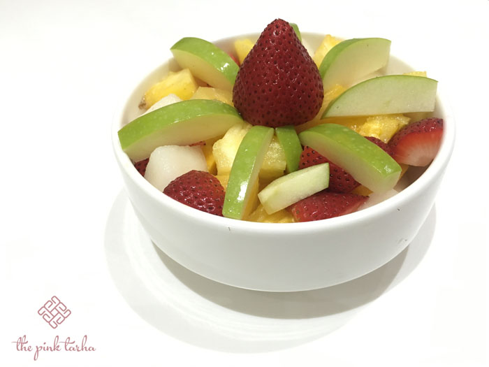 Fresh Fruit Salad, SR 15