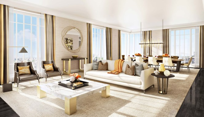 The Kent Upper East Side Luxury Condo Apartments 200 E 95th St New York