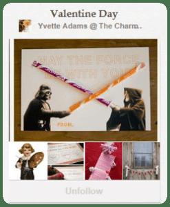 Valentine Pinterest Board