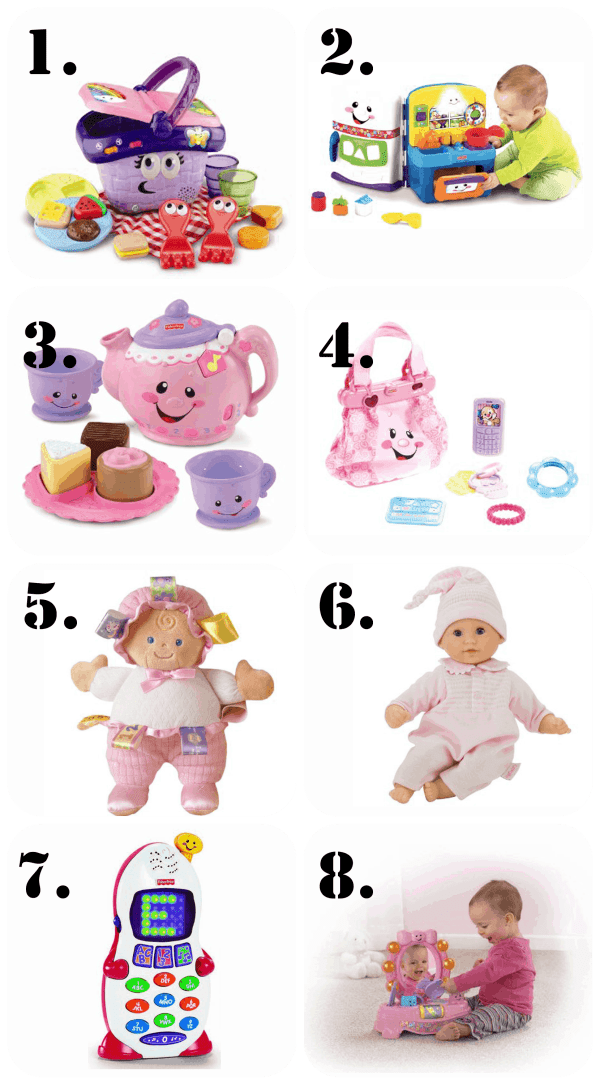 The Ultimate List Of Gift Ideas For A 1 Year Old Girl