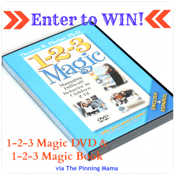123 magic giveaway via thepinningmama