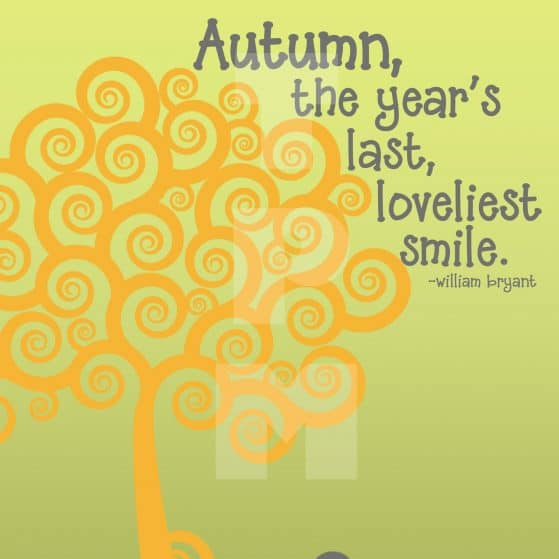 Free Printable Fall Word Art from The Pinning Mama- Click here to download