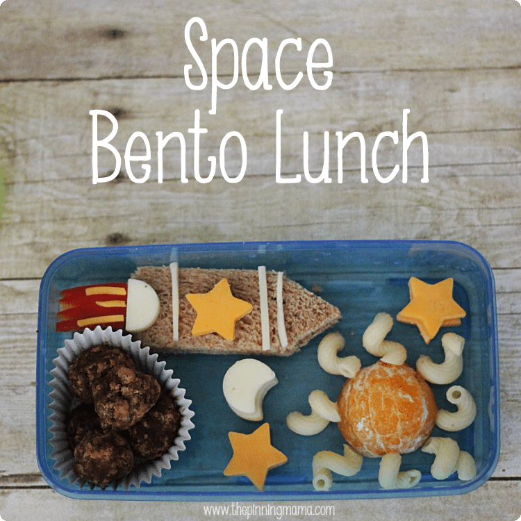 Diy Jet Pack And Space Food Bento Inspired By Pottery Barn