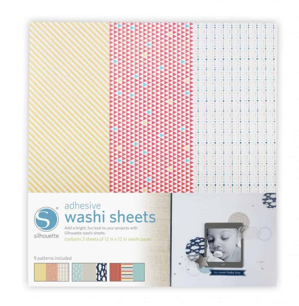 Silhouette Washi sale and promo code