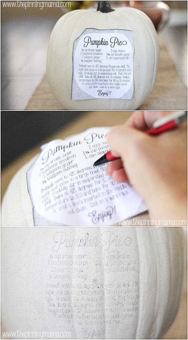 Easiest way to stencil lettering on ANYTHING!