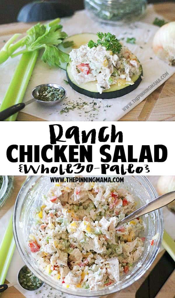 Paleo Chicken Salad Recipe 1 w