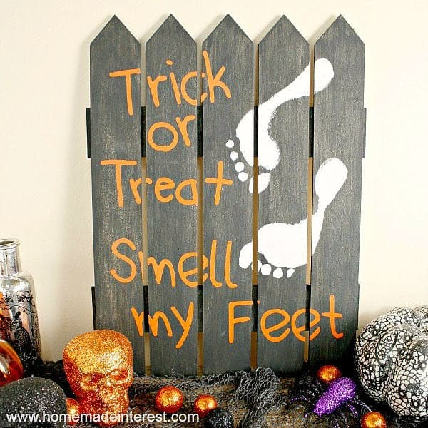 It's time to start getting ready for Halloween! Soon the witches, zombies and goblins will be knocking on your door for spooky treats.
