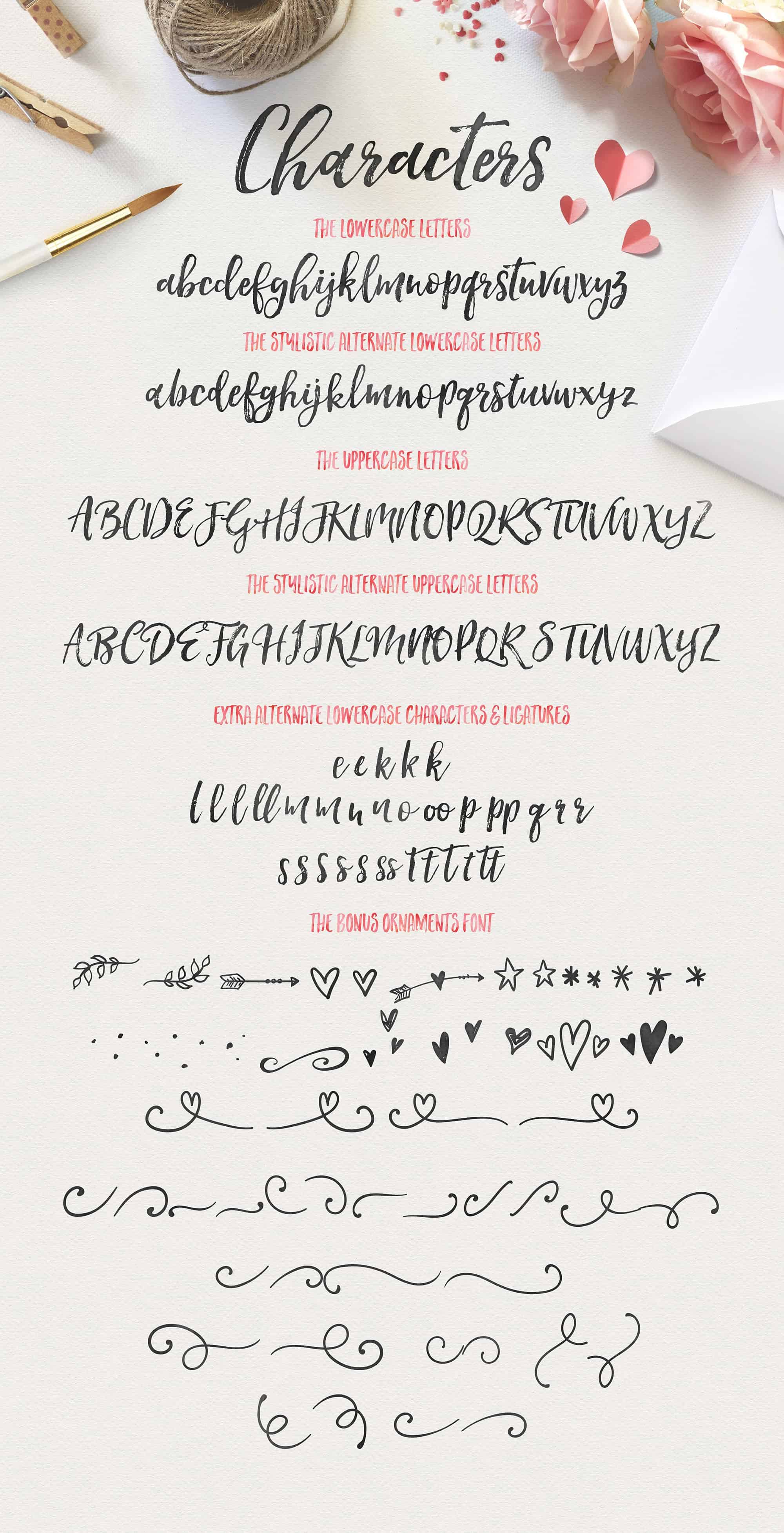 Where to find free and cheap fonts: Fonts with glyphs- Great set of resources!