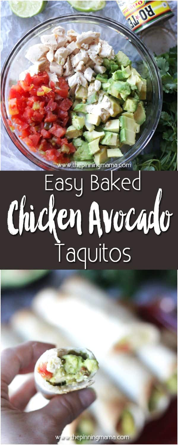 This is a great healthy appetizer option for a party or a great light dinner recipe! Chicken, lime, and avocado is the best combo!!