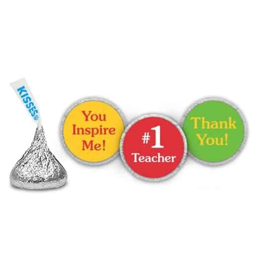 10+ Smarter Gift Ideas Teachers will Love: Teacher Appreciation Stickers | www.thepinningmama.com