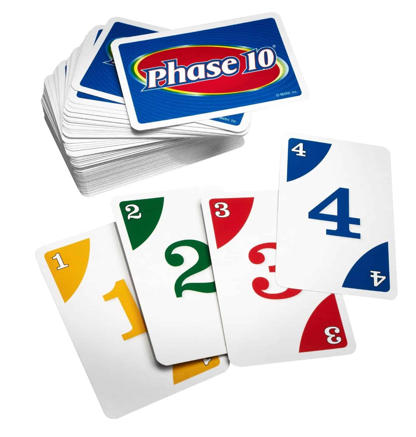 10+ Amazing Card Games for your Family: Phase 10 | www.thepinningmama.com