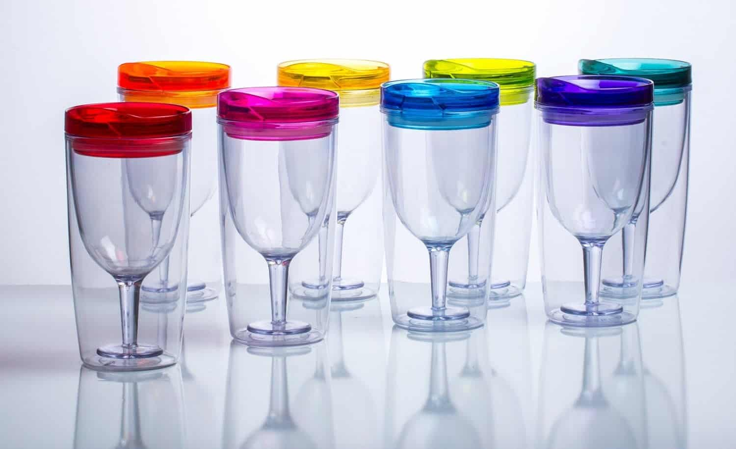 Awesome Crafting Blanks You Can Get on Amazon Prime : Wine Tumbler | www.thepinningmama.com