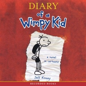 Diary of a Wimpy Kid - Audio Books for kids