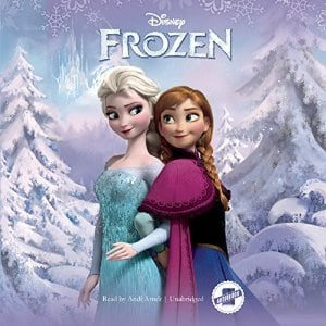 Frozen Audiobook